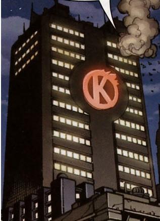 Kronas Corporation (Earth-9021)