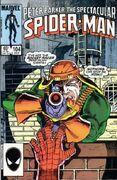 Peter Parker, The Spectacular Spider-Man Vol 1 104