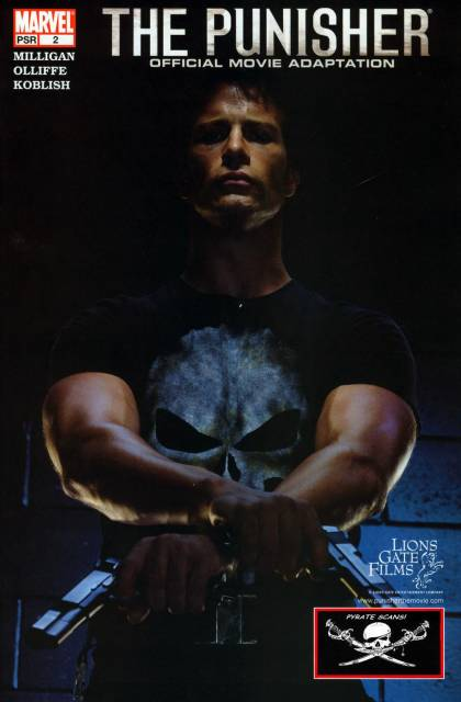 Punisher: Official Movie Adaptation Vol 1 2