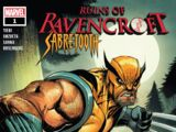 Ruins of Ravencroft: Sabretooth Vol 1 1