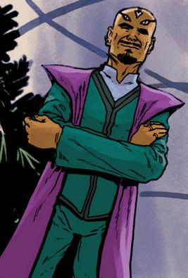 Sanjar Javeed (Earth-616)