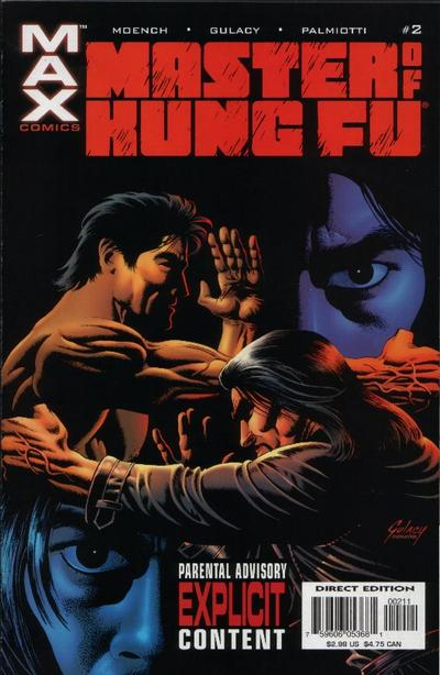 Shang-Chi: Master of Kung Fu Vol 1 2