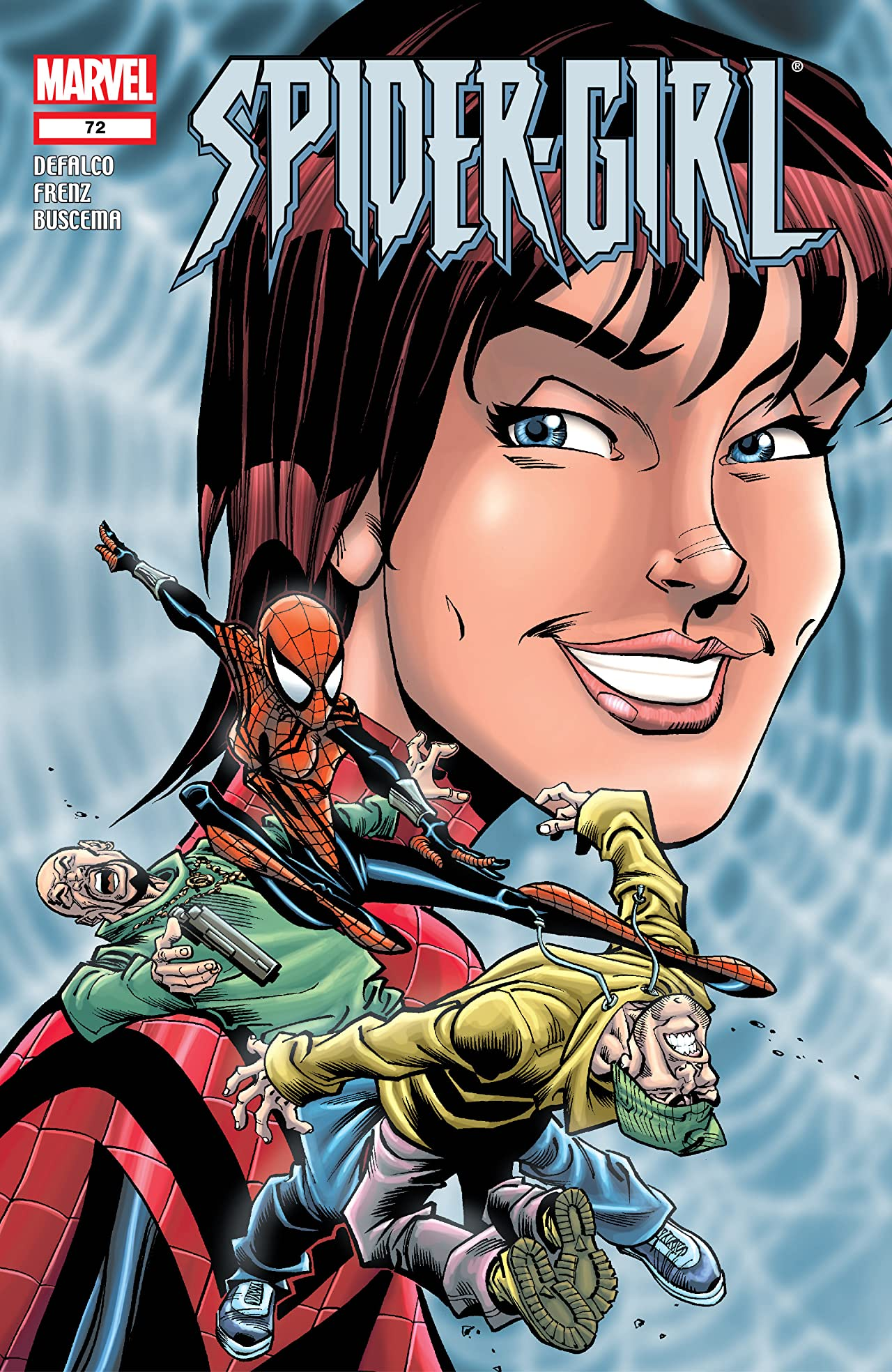 Spider-Girl Vol 1 72