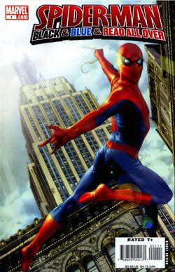 Spider-Man Special Black & Blue & Read All Over Vol 1 1.jpg