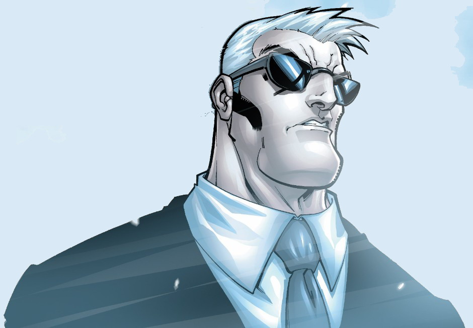 Suit (Earth-616)
