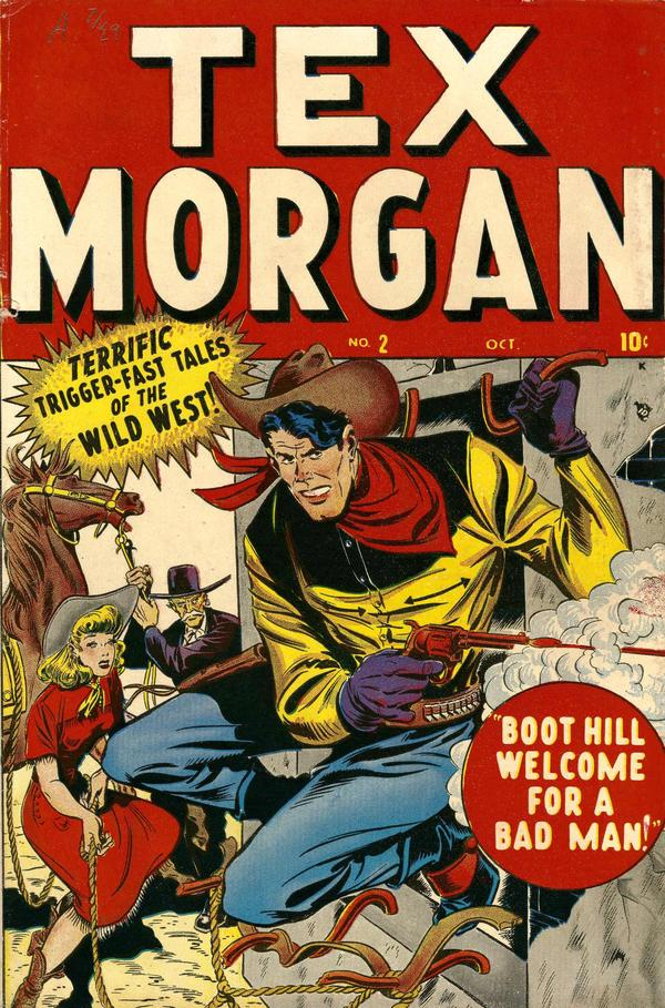 Tex Morgan Vol 1 2