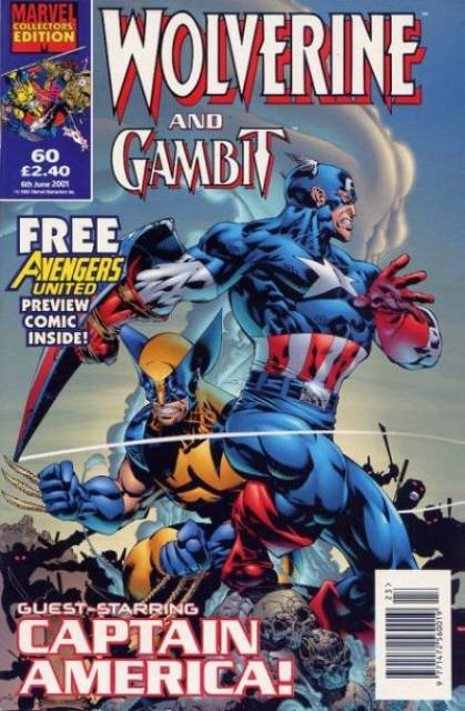 Wolverine and Gambit Vol 1 60