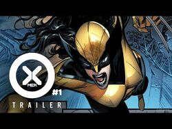 X-MEN -1 Trailer - Marvel Comics