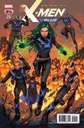 X-Men Blue Vol 1 25