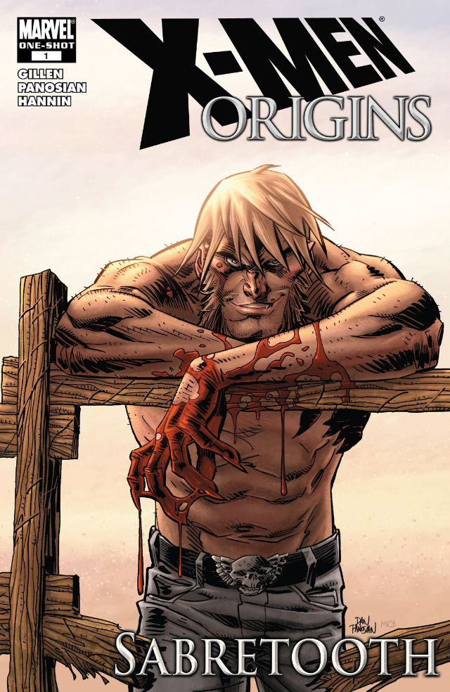 X-Men Origins: Sabretooth Vol 1 1