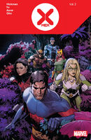 X-Men by Jonathan Hickman Vol 1 2