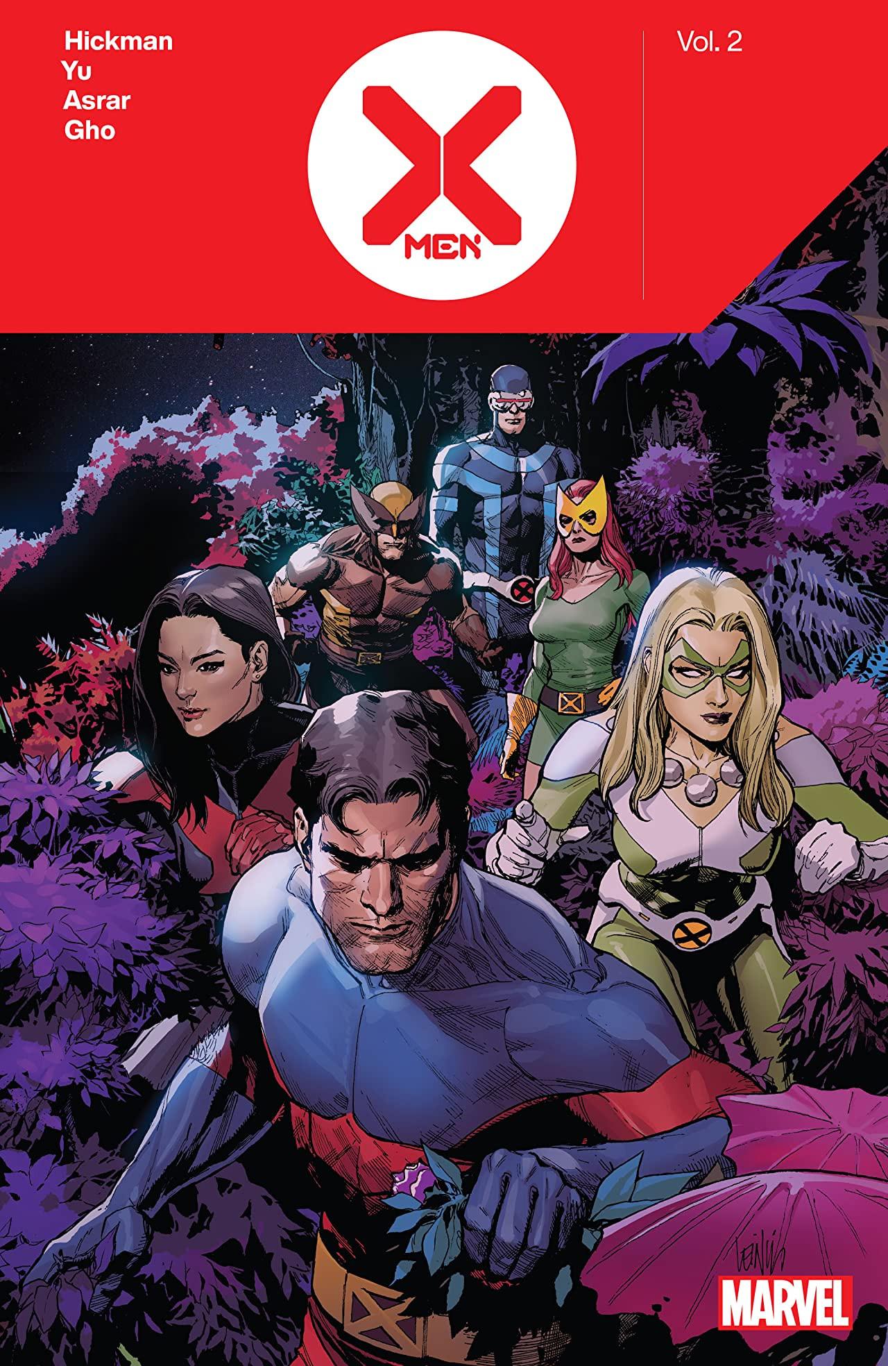 X-Men by Jonathan Hickman Vol 1 2