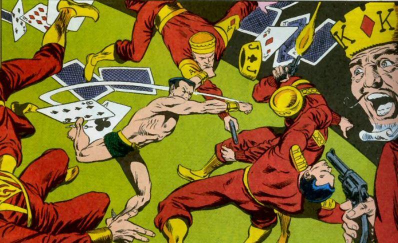 Card Killers (Earth-616)