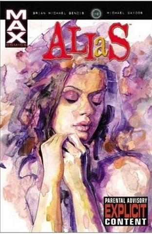 Alias TPB Vol 1 3: The Underneath
