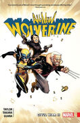 All-New Wolverine TPB Vol 1 2 Civil War II