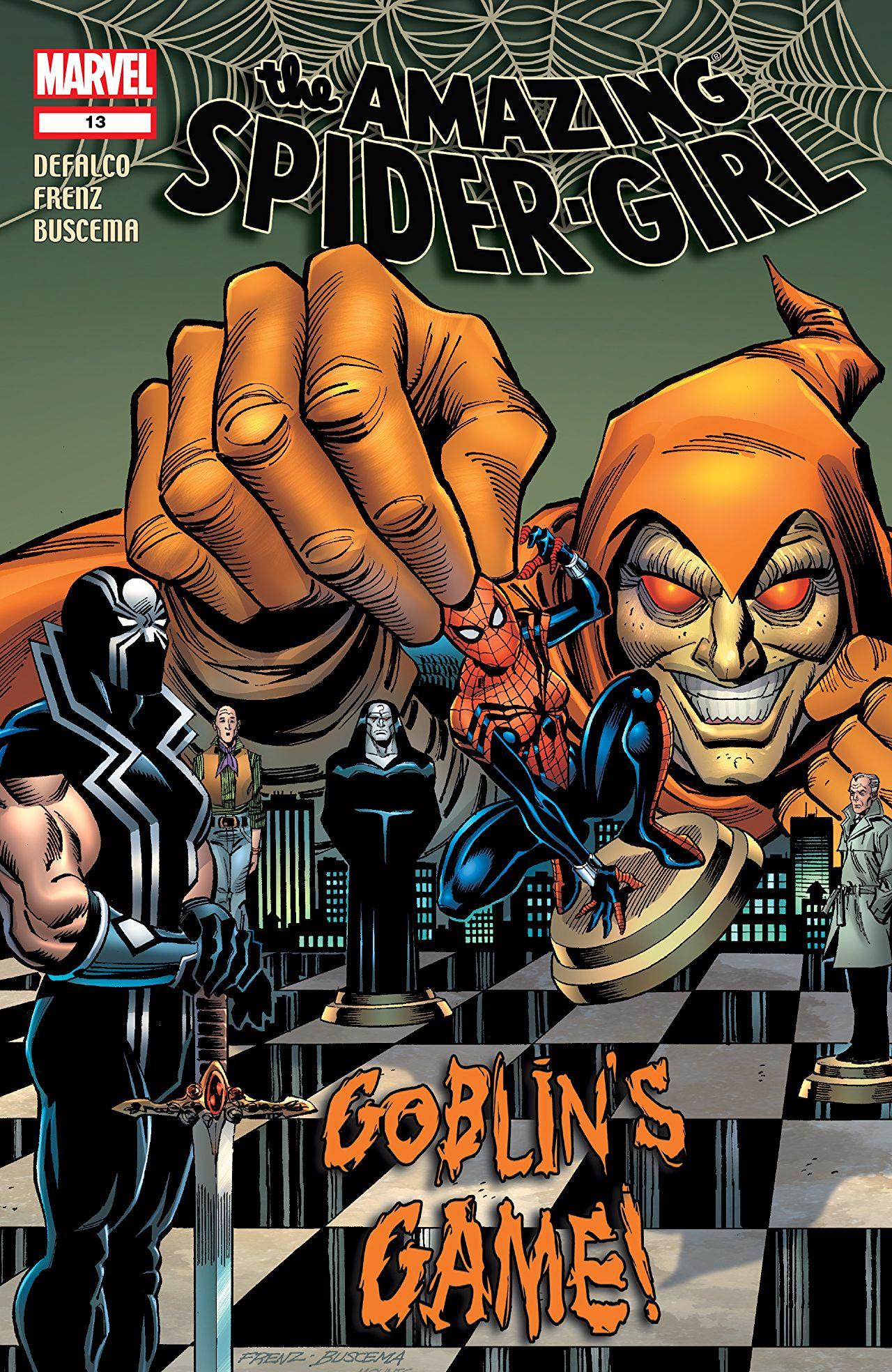 Amazing Spider-Girl Vol 1 13