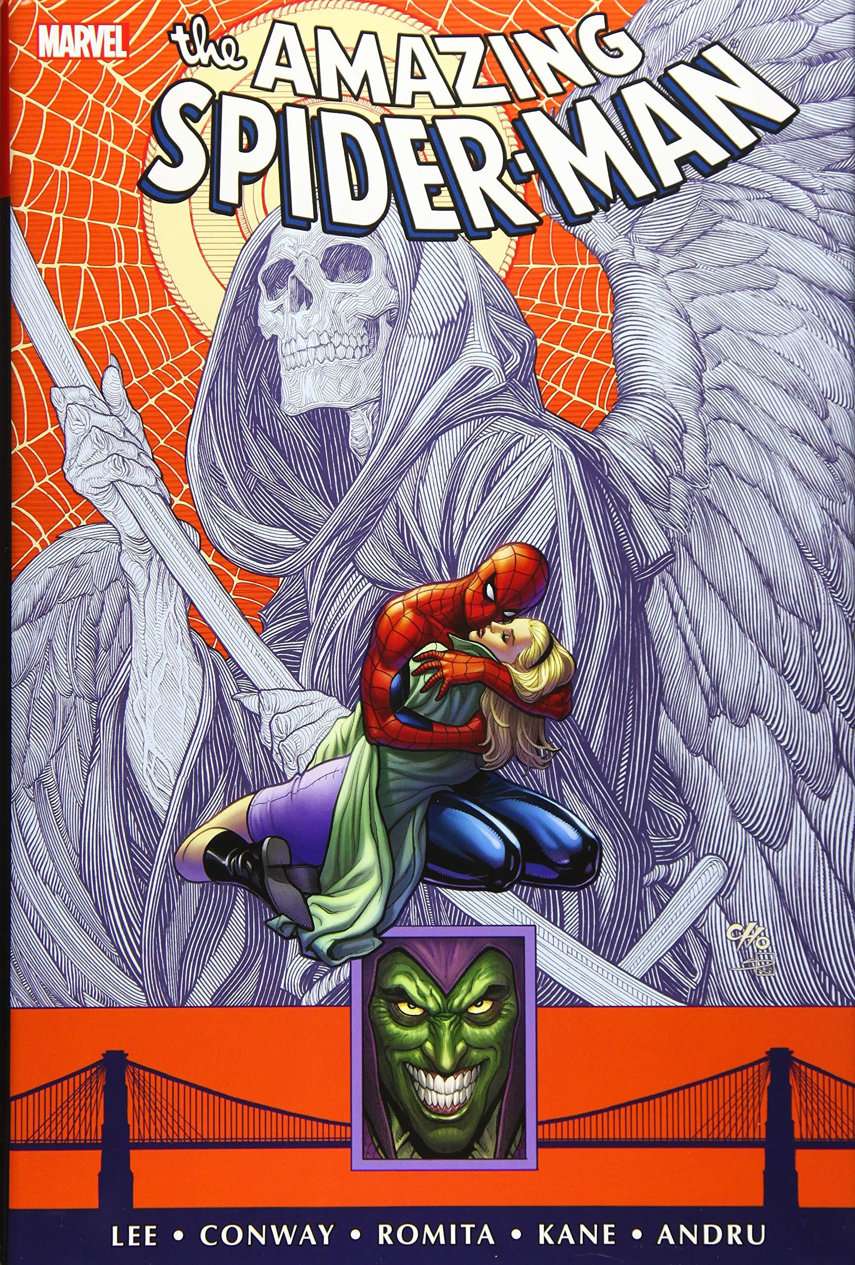 Amazing Spider-Man Omnibus Vol 1 4