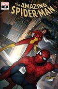 Amazing Spider-Man Vol 5 41 Spider-Woman Variant