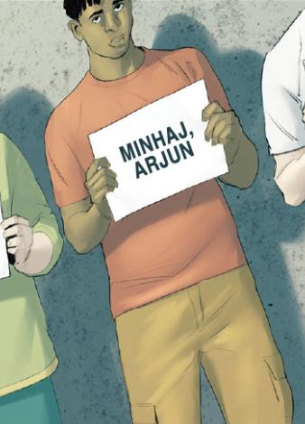 Arjun Minhaj (Earth-616)