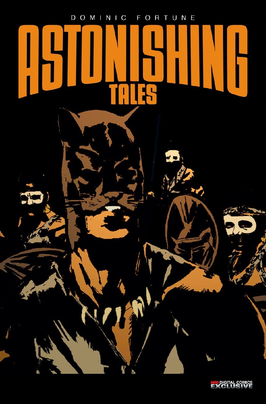 Astonishing Tales: Dominic Fortune Vol 1 5