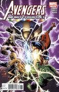 Avengers & the Infinity Gauntlet Vol 1 1