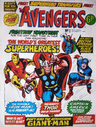 Avengers (UK) Vol 1 1