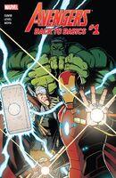 Avengers Back to Basics Vol 1 1