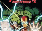 Avengers: Back to Basics Vol 1 1