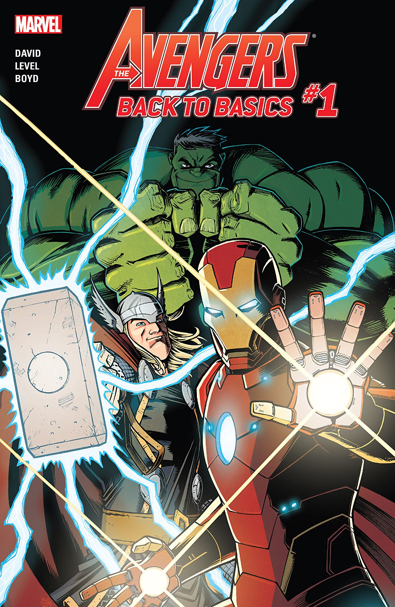 Avengers: Back to Basics Vol 1 1