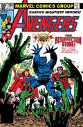 Avengers Vol 1 209