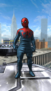 Benjamin Parker (Earth-TRN004) from Spider-Man Unlimited (video game).png