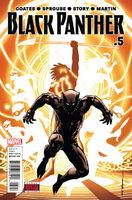 Black Panther Vol 6 5