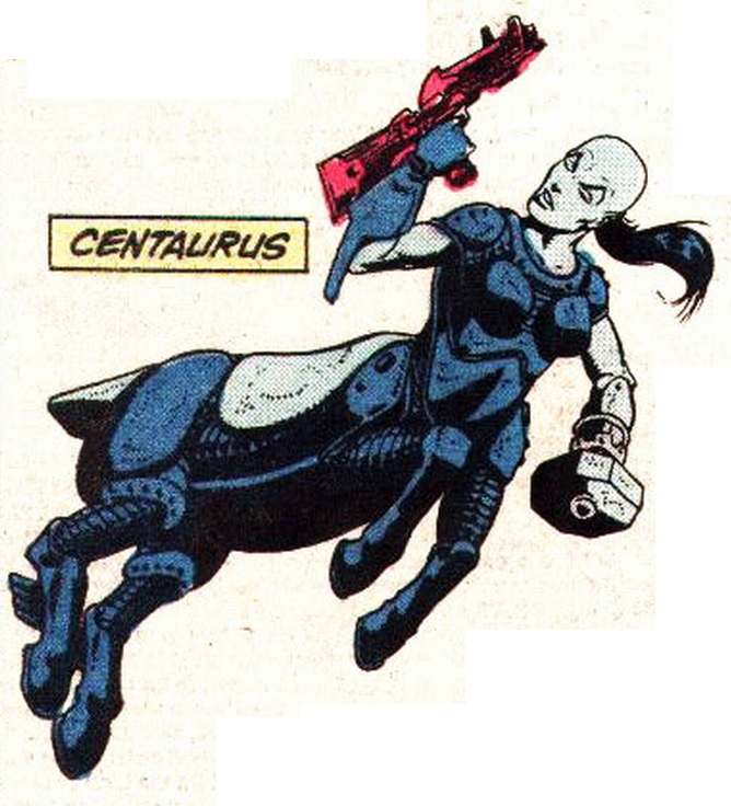 Centauria (Microverse) (Earth-616)
