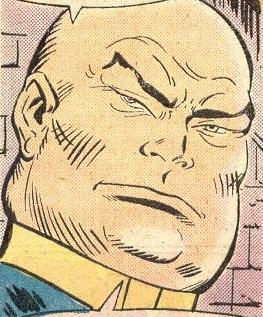 Cho Lin (Earth-616)