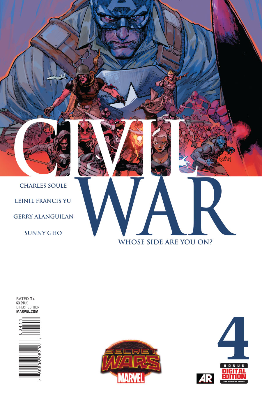 Civil War Vol 2 4