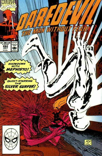 Daredevil Vol 1 282