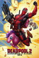 Deadpool 2 poster 017