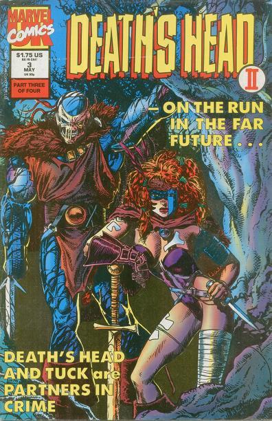 Death's Head II Vol 1 3