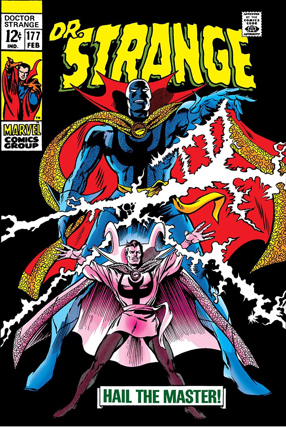 Doctor Strange Vol 1 177
