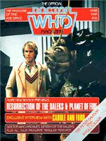 Doctor Who Magazine Vol 1 86