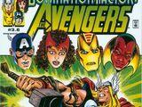 Domination Factor: Avengers Vol 1 3.6