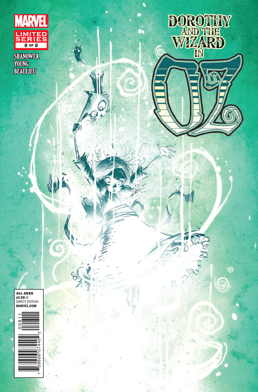 Dorothy & The Wizard in Oz Vol 1 8
