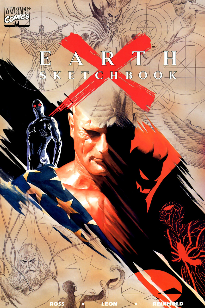 Earth X Sketchbook Vol 1 1