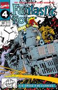 Fantastic Four Vol 1 354