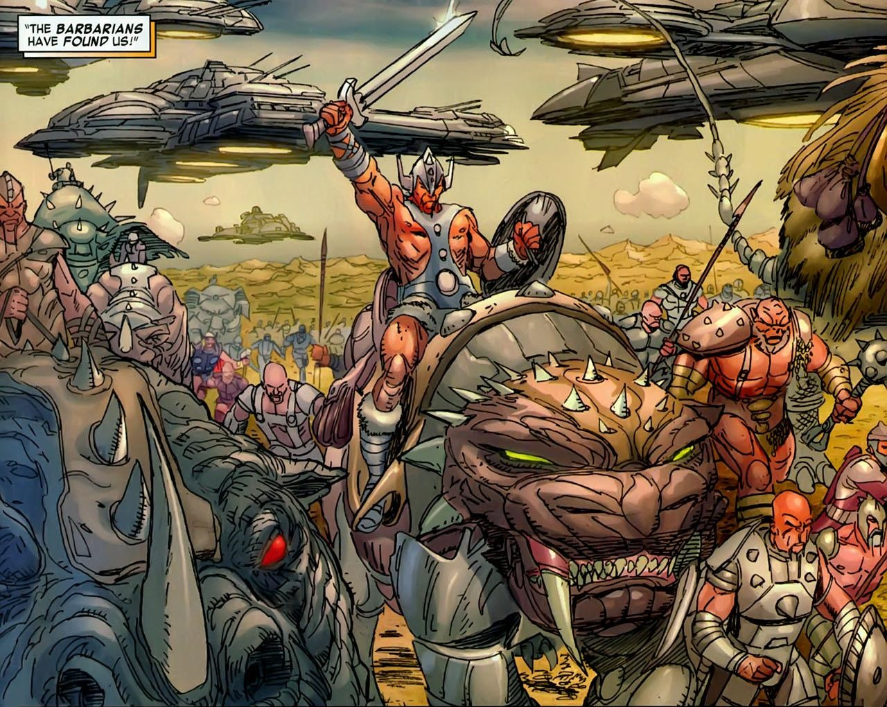 Fillians (Earth-616)