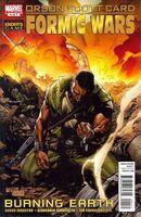 Formic Wars Burning Earth Vol 1 4