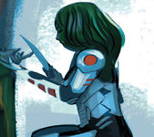 Gamora Zen Whoberi Ben Titan (Earth-TRN762)