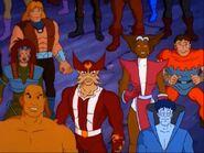 Genoshan Mutants (Earth-92131) 001