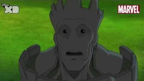 Marvel's Guardians of the Galaxy Shorts Season 1 8