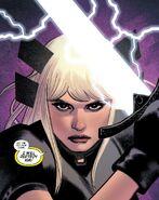 Illyana Rasputina (Earth-616) from Savage Avengers Vol 1 0 001